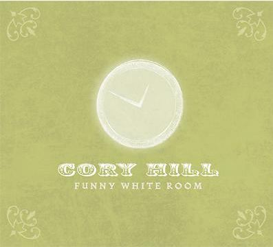 Cory Hill debut CD - Funny White Room